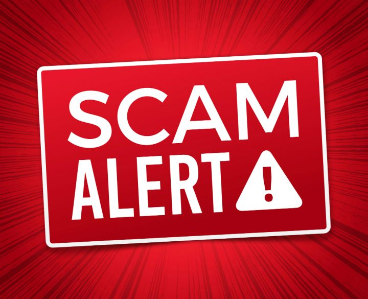 DISCLAIMER NOTICE FOR IMPERSONATION & FRAUDULENT ACTS